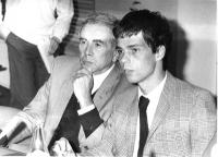 Enzo Tortora e Olivier Dupuis.