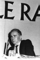 Enzo Tortora al 32° Congresso.