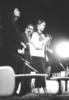 Chiusura della campagna elettorale del PCI per le europee '89. Racconto di una studentessa italiana presente alla repressione di piazza Tien An Men. S