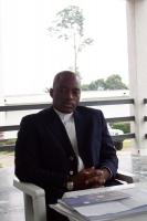 Joseph Cabila, presidente della Repubblica Democratica del Congo.