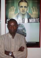 Presentazione del rapporto 2003 sulla pena di morte, curato dall'associazione Nessuno Tocchi Caino. Joseph Bavura, fratello di Nico, condannato a mort