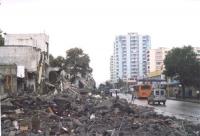 Strada di Tirana.