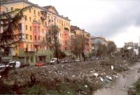 Veduta di Tirana.