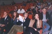 38° Congresso, II sessione. In platea: Vittorio Sgarbi. In seconda fila, a destra: Romano Scozzafava.