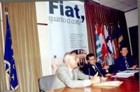 Giuseppe Pennisi, professore di finanza pubblica presso la Scuola superiore della pubblica amministrazione; Benedetto Della Vedova e Michele De Lucia