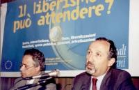 """???????Convegno: """"Un anno di politica economica del Governo Berlusconi: IL LIBERISMO PUÒ ATTENDERE?"""" presso l' Ufficio per l'Italia del Parlamento eur"""