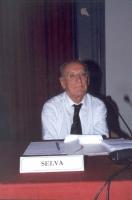 Gustavo Selva (partecipa alla celebrazione del V anniversario dell'adozione dello Statuto di Roma della Corte Penale Internazionale, presso la Sala de