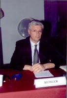 Kessler (partecipa alla celebrazione del V anniversario dell'adozione dello Statuto di Roma della Corte Penale Internazionale, presso la Sala della Pr