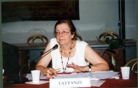Flavia Lattanzi, docente di diritto internazionale. (Celebrazione del V anniversario dell'adozione dello Statuto di Roma della Corte Penale Internazio