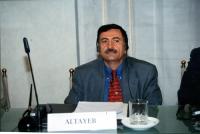 Mohamed Altayeb, Presidente del comitato sui diritti Umani Stati Uniti dello Yemen (in occasione della tavola rotonda, promossa da No Peace Without J