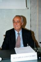 Antonio Alvarez-Couceiro, Segretario generale del Club di Madrid  (in occasione della tavola rotonda, promossa da No Peace Without Justice, in collabo