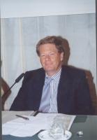 Gianfranco Dell'Alba  (in occasione della tavola rotonda, promossa da No Peace Without Justice, in collaborazione con il ministero degli Affari Esteri