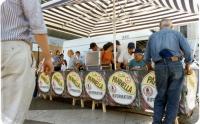 Giornata di restituzione simbolica ai cittadini, in Campidoglio, della quota di finanziamento pubblico, devoluta alla lista Pannella. Nella foto, si r