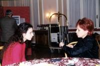 Sabrina Gasparrini e Tiziana Parenti
