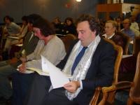 """SEMINARIO EUROPEO """"PER IL TIBET, L'ULTIMA CHANCE?"""". Gianni Vernetti, Presidente Intergruppo Tibet al Parlamento italiano."""