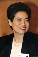 Tioulong Saumura, (member of the Parliament of Cambodia, Shadow Cabinet Spokesperson for Foreign Affairs and International Cooperation) partecipa alla