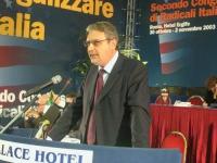 Secondo Congresso di Radicali Italiani. Danilo Quinto.