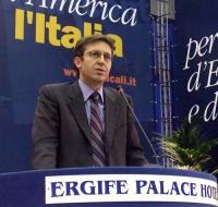 Secondo Congresso dei Radicali Italiani. Benedetto della Vedova.