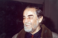 Vittorio Gassman (in occasione di una manifestazione radicale al teatro Adriano, per la campagna di iscrizioni al PR).