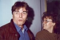 Mario Valdemarin, attore, iscritto al PR.