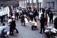 Manifestazione per gli Stati Uniti d'Europa.