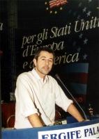 Marco Perduca al Secondo Congresso dei Radicali Italiani,