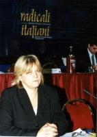 Rita Bernardini al Secondo Congresso dei Radicali Italiani,