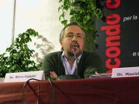 Giulio Cossu - Ordinario di Istologia ed Embriologia Medica, Roma La Sapienza   - al Secondo Congresso dell'Associazione Luca Coscioni.