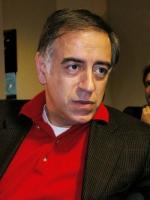 Luigi Montevecchi (in occasione del Secondo Congresso dell'Associazione Luca Coscioni, nell'ex-manicomio di Santa Maria della Pietà.