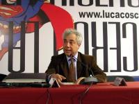 """Marco Fallabrini (capogruppo consiglio provinciale di genova lista civica """"Liguria Nuova) interviene al Secondo Congresso dell'Associazione Luca Cosci"""
