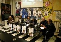 """Presentazione del nuovo numero della rivista """"Diritto e libertà"""" (""""Medio Oriente. Verso un cammino di libertà"""") presso la sede di Torre Argentina. Da"""