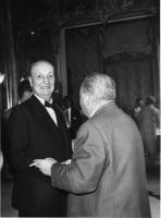 Bruno Villabruna e Mario Paggi.