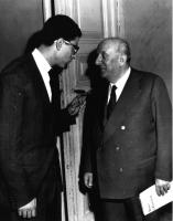 Sergio Bocca e Arrigo Olivetti.