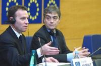 Conferenza stampa con Michel Hunault (France, EPP/CD) - relatore per l'Assemblea Parlamentare del Consiglio di Europa sulla situazione delle carceri e