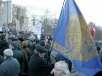 """Manifestazione """"Per la Russia senza Putin"""", organizzata dal movimento """"Per i diritti dell'uomo"""", dai """"Radicali Russi"""", dal Comitato delle azioni antim"""