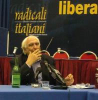 Marco Pannella (nel corso di una registrazione per Radio Radicale della conversazione settimanale con Massimo Bordin - v. scheda  precedente).