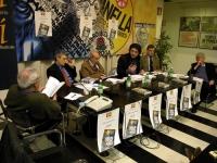 """Presentazione presso la sede di Torre Argentina del 9° numero della rivista """"Diritto e libertà"""", dal titolo: """"Armi di attrazione di massa. Nonviolenza"""