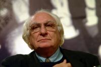 Marco Pannella (al 6° Congresso italiano del Partito Radicale).