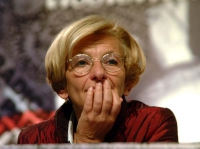 Emma Bonino (al 6° Congresso italiano del PR).