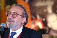 Antonio Landolfi (alla tribuna) partecipa  alla celebrazione del trentennale della vittoria del referendum sul divorzio.