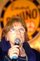 Maria Gigliola Toniollo, responsabile Nuovi Diritti CGIL.  Altri ritratti digitali della Toniollo, anche a figura intera.
