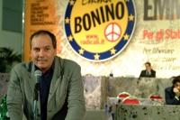 """Paolo Bernardini (docente univdersitario, direttore del """"Center for italian and european studies of Boston University"""") alla tribuna del 6° Congresso"""
