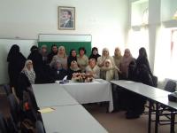 Emma Bonino incontra l'Unione delle Donne dello Yemen (in occasione della Conferenza di Sanaa).