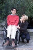 Luca Coscioni ed Emma Bonino.