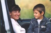 Sabrina Di Giulio (malata di sclerosi laterale amiotrofica, membro dell'associazione Coscioni).