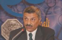 Adham Adwan - rappresentante dell'Accademia delle Scienze di Giordania - è presente alla Sessione Costitutiva del Congresso Mondiale per la Libertà di