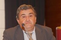 Vladimir Vickliky, rappresentante dell'Accademia delle Scienze della Repubblica Ceca, partecipa alla Sessione Costitutiva del Congresso Mondiale per l