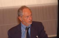 Ferdinando Aiuti, partecipa alla Sessione Costitutiva del Congresso Mondiale per la Libertà di Ricerca Scientifica.