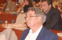 Giorgio Vargiu - Presidente dell'Associazione regionale sarda per la lotta alla talassemia - partecipa alla Sessione Costitutiva del Congresso Mondial