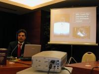 Claudio Giorlandino - Presidente del FORAGER - interviene alla Sessione Costitutiva del Congresso Mondiale per la Libertà di Ricerca Scientifica.